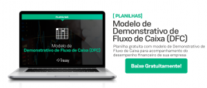 Banner para download do modelo demonstrativo de fluxo de caixa